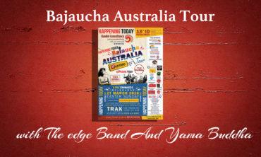 Bajaucha Australia Tour