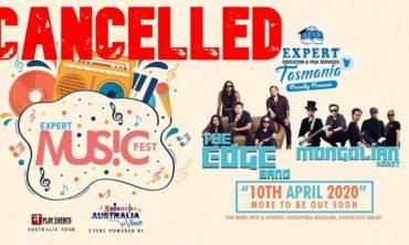 Expert Music Fest (The Edge Band & Mongolian Heart)