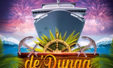 """""""De Dunga """" – Cruise Party"""