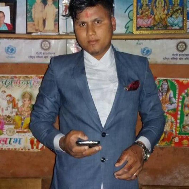 Dinesh Karki