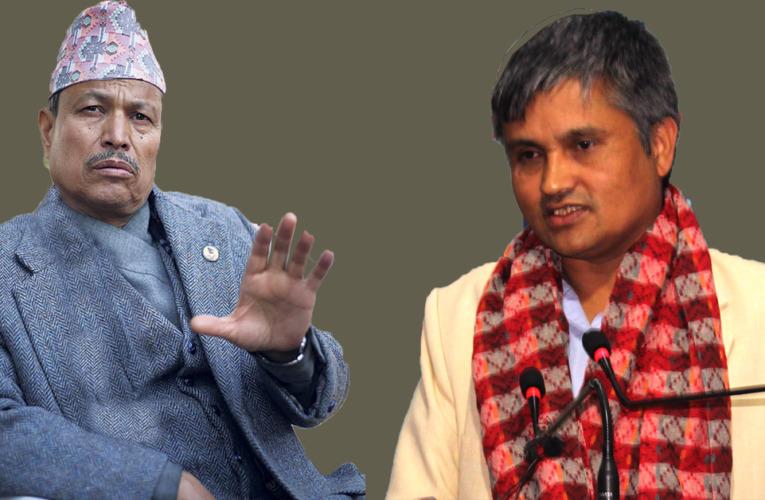 रावलको कवितामाथि थापाको कटाक्ष! «       Pariwartan Khabar