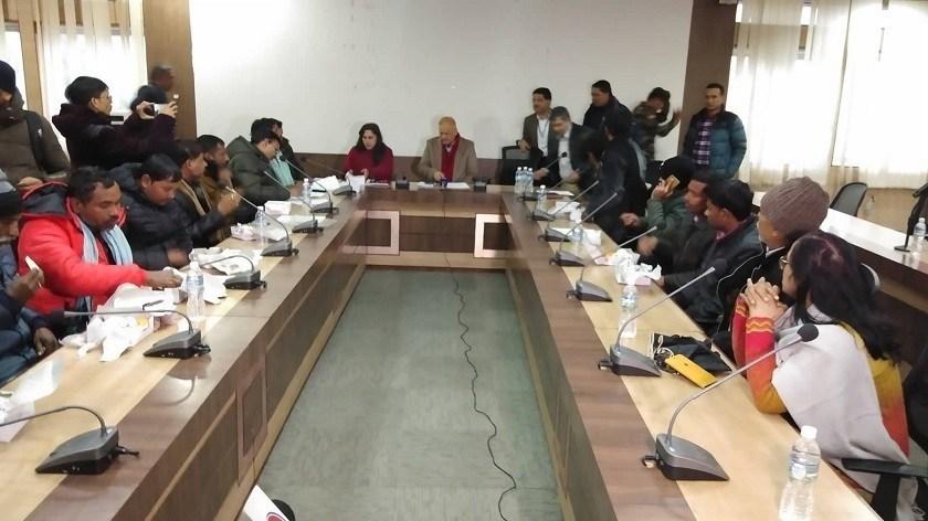 सरकार–उखु किसानबीच पाँच बुँदे सहमति «       Pariwartan Khabar