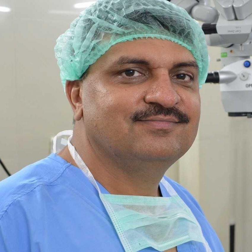 Dr Dinesh Garg