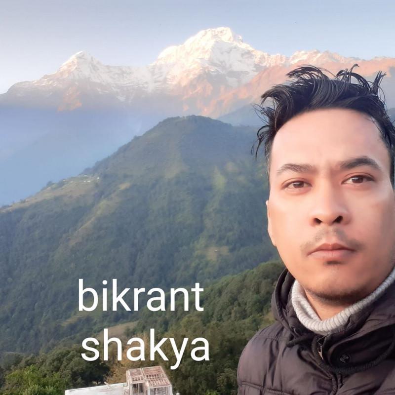 Bikrant Shakya