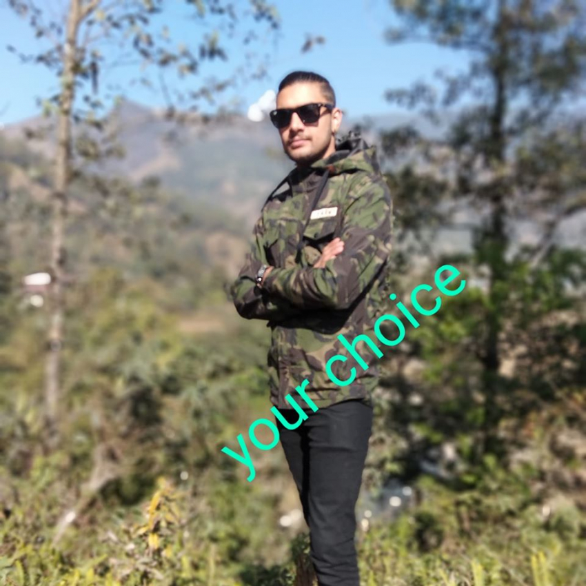 Gokul Poudel Sharma