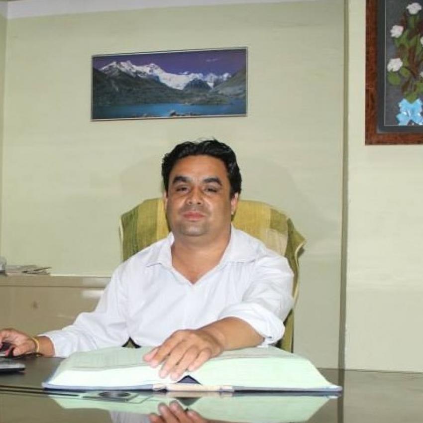 Chauthi Maharjan