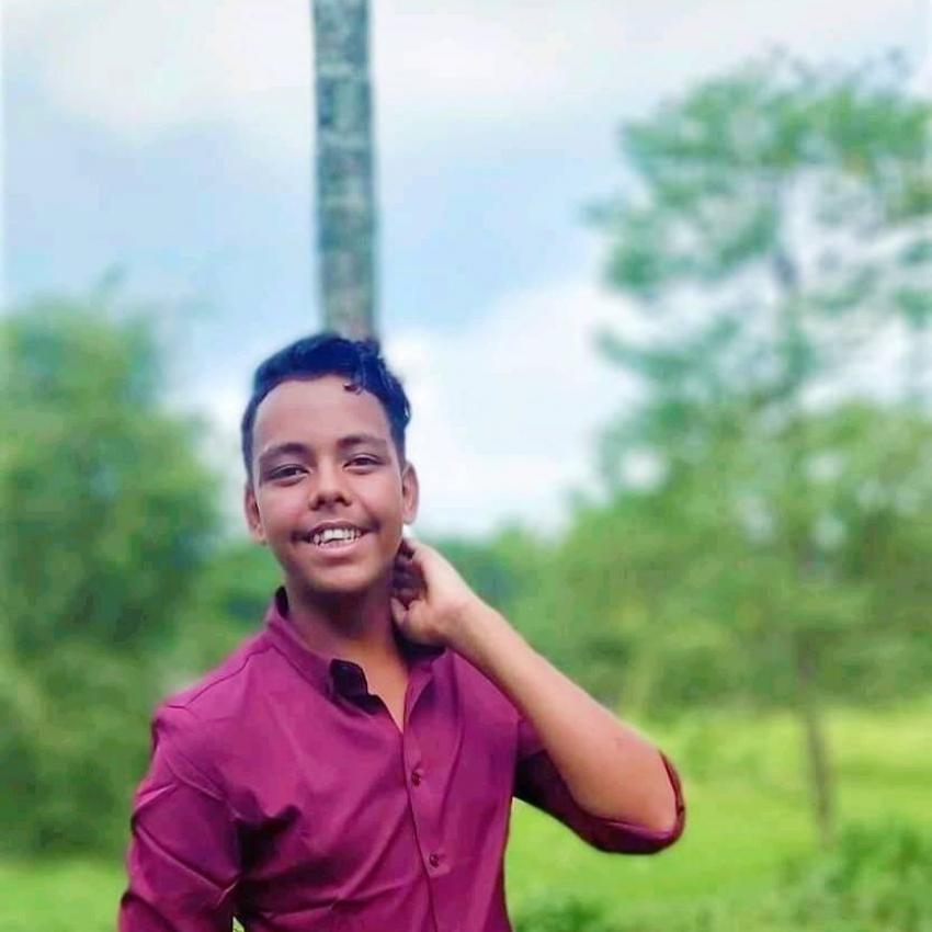Sandesh Biswakarma
