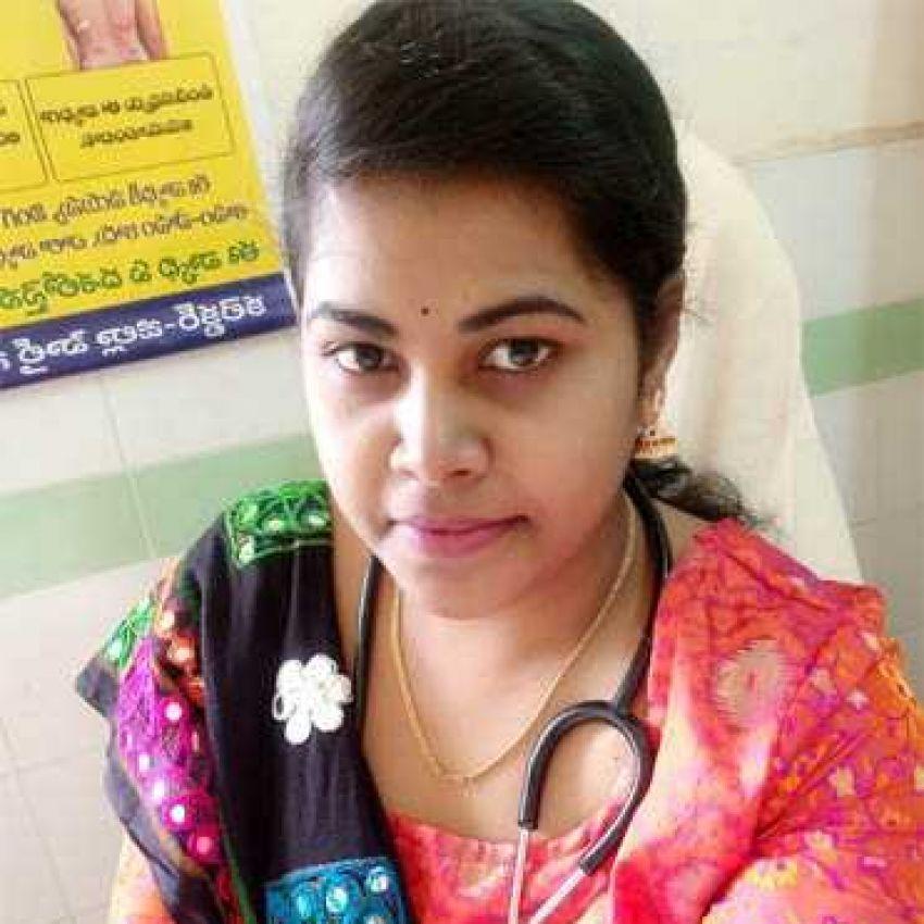 Dr NSS Anusha