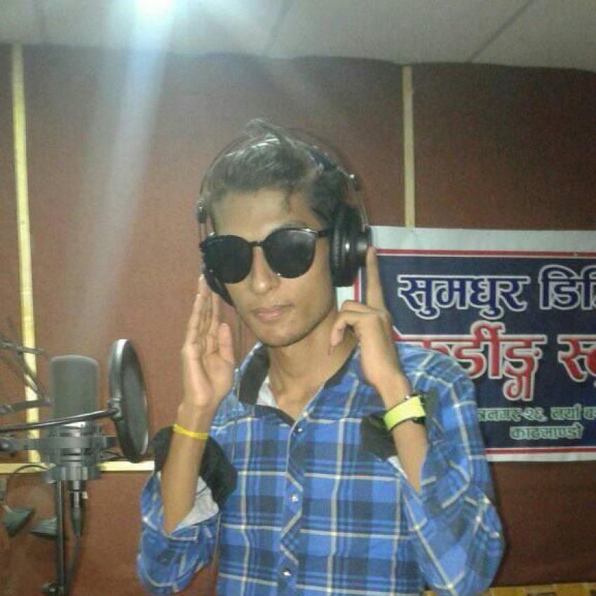 Singer Regmi