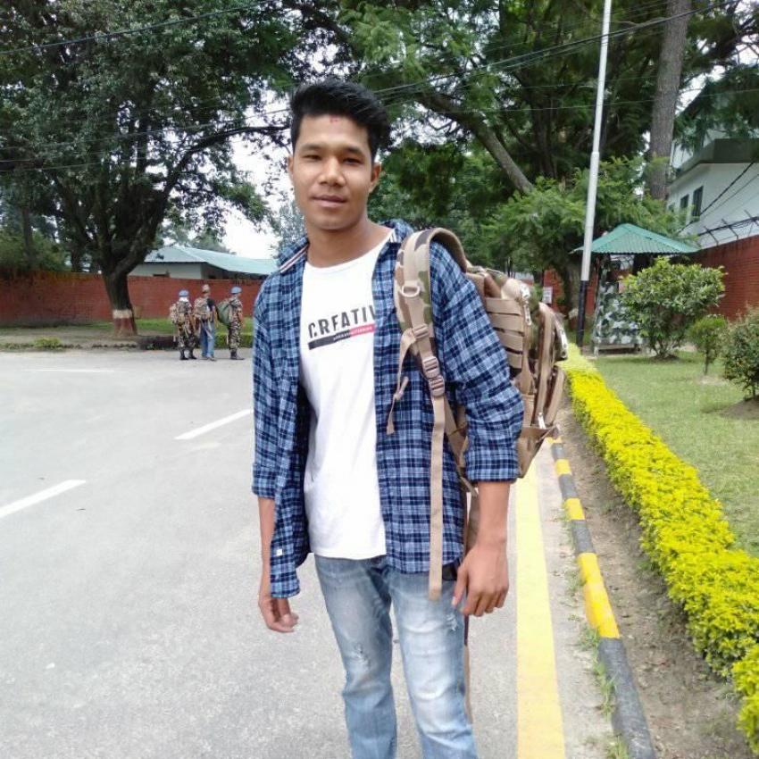 Bishu Mahato