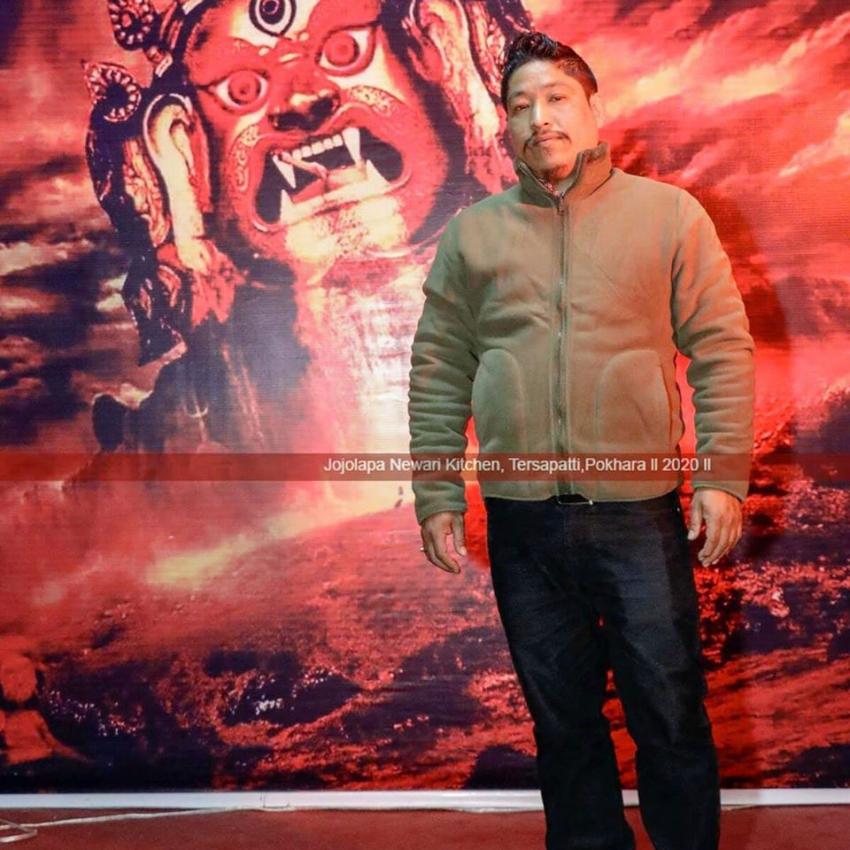 Kundan Shrestha