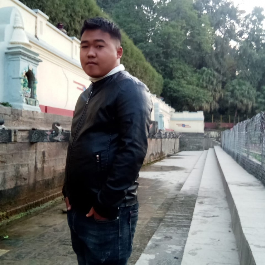 Suwash Gurung