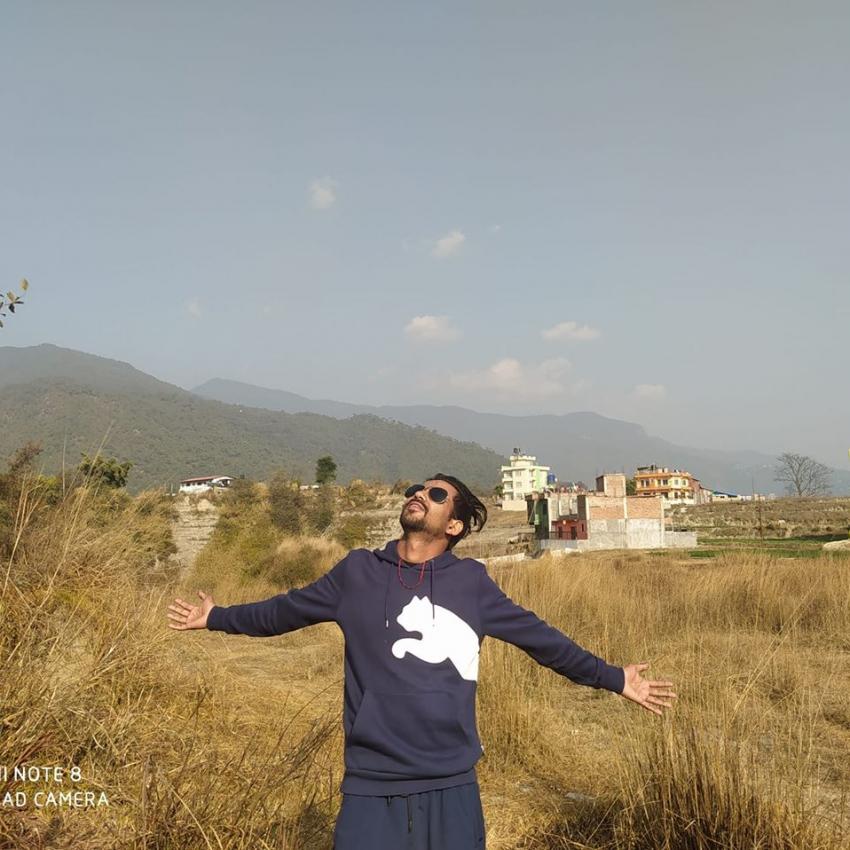 Dharanya Hero