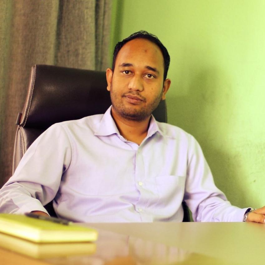 Yuvaraj Acharya