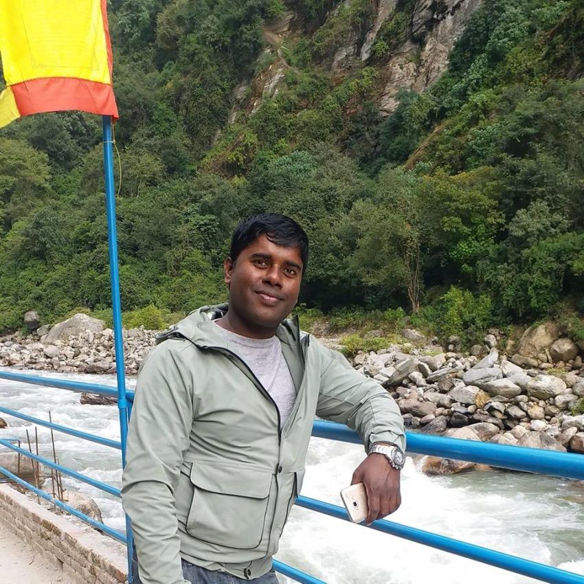Pawan Mandal