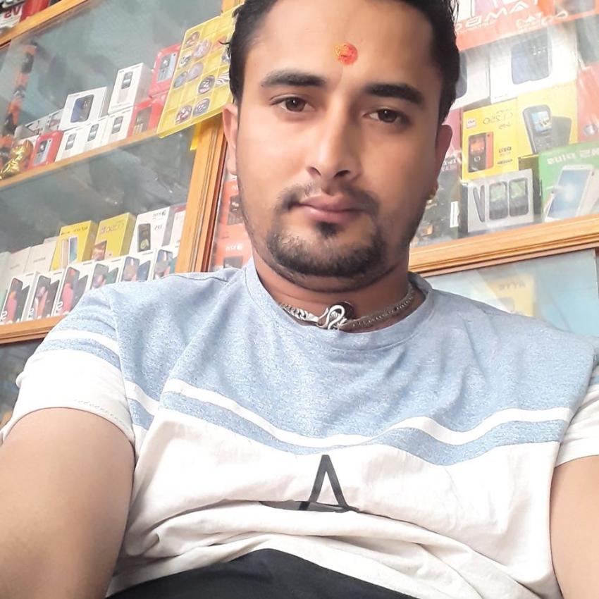 Prakash Ghimire