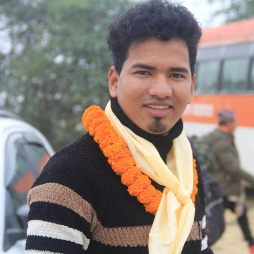 Rakesh Nepali