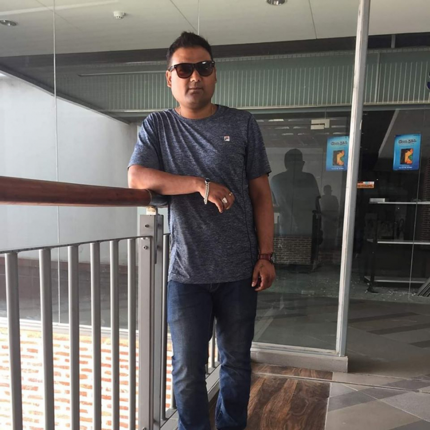Mahesh Thapa