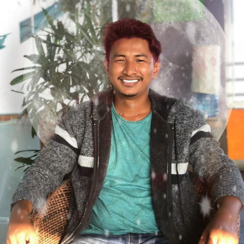 Mokes Shrestha