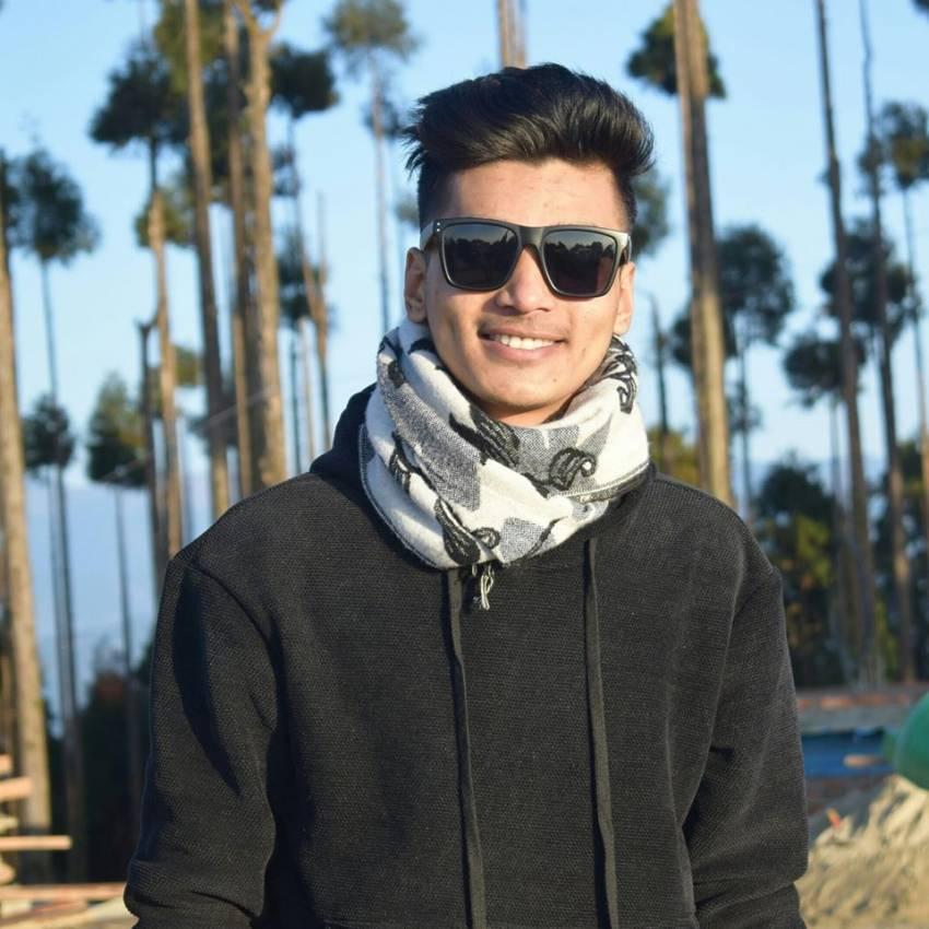 Bibek Shrestha