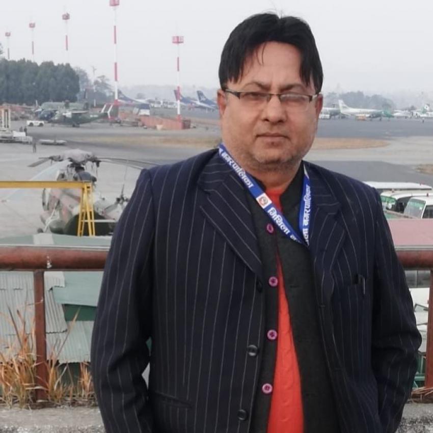 Gyanendra Deo