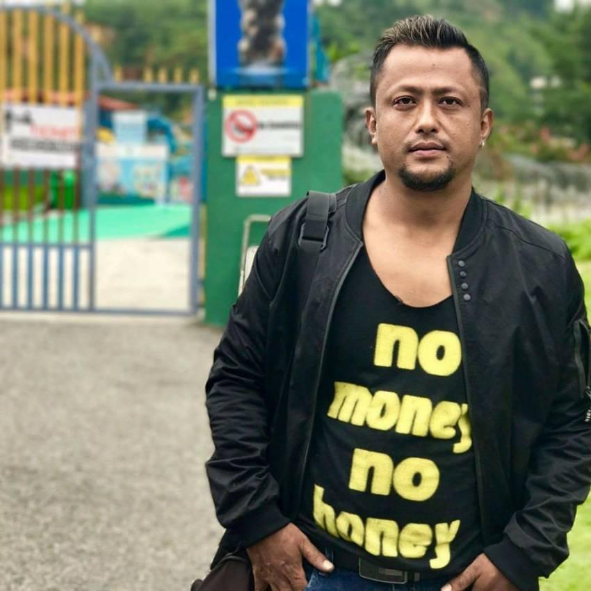 Joe Shrestha