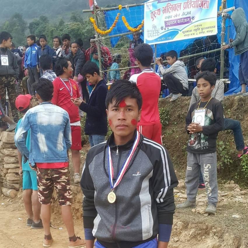 Dharam Tamang Zimba
