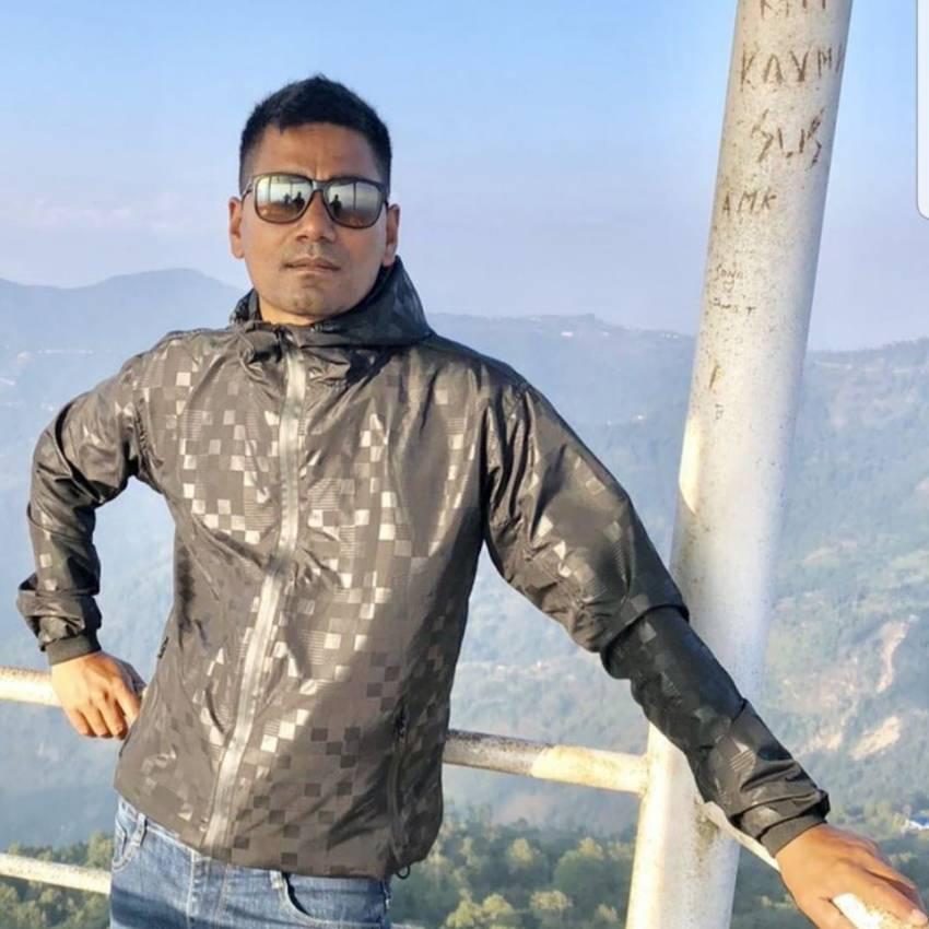 Shyam Lama