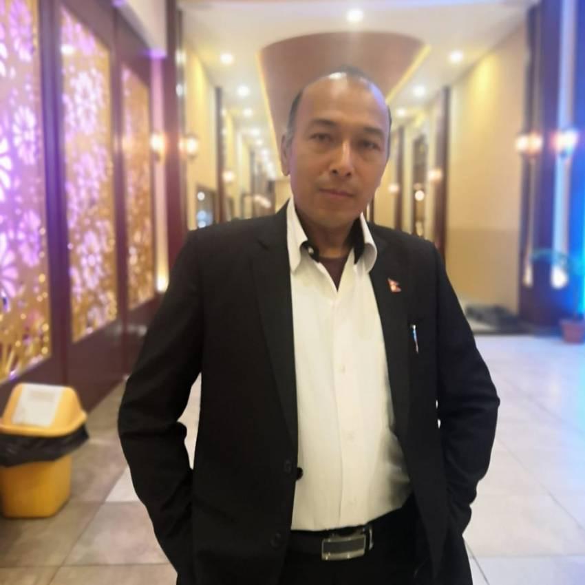 Yogendra Shrestha