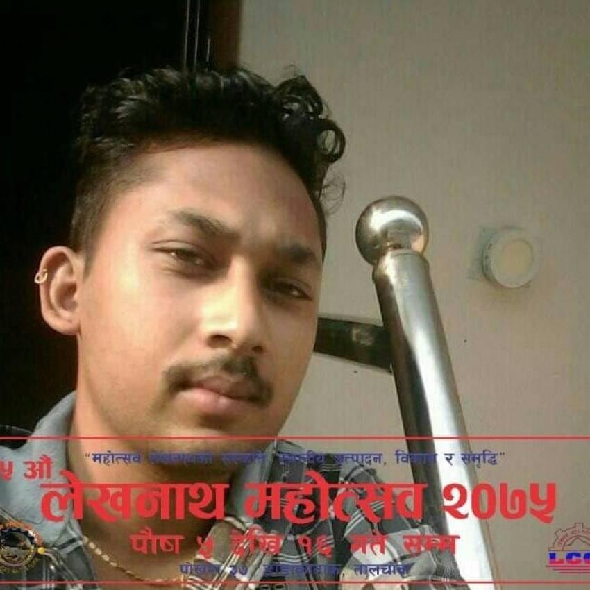 Amrit Tripathee