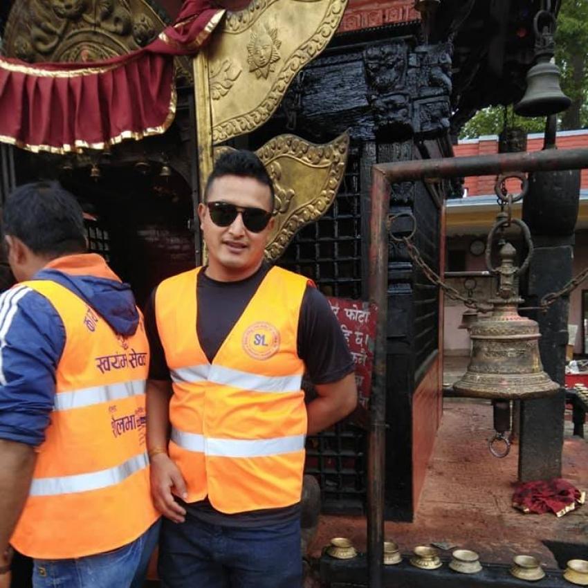 Manish Stha