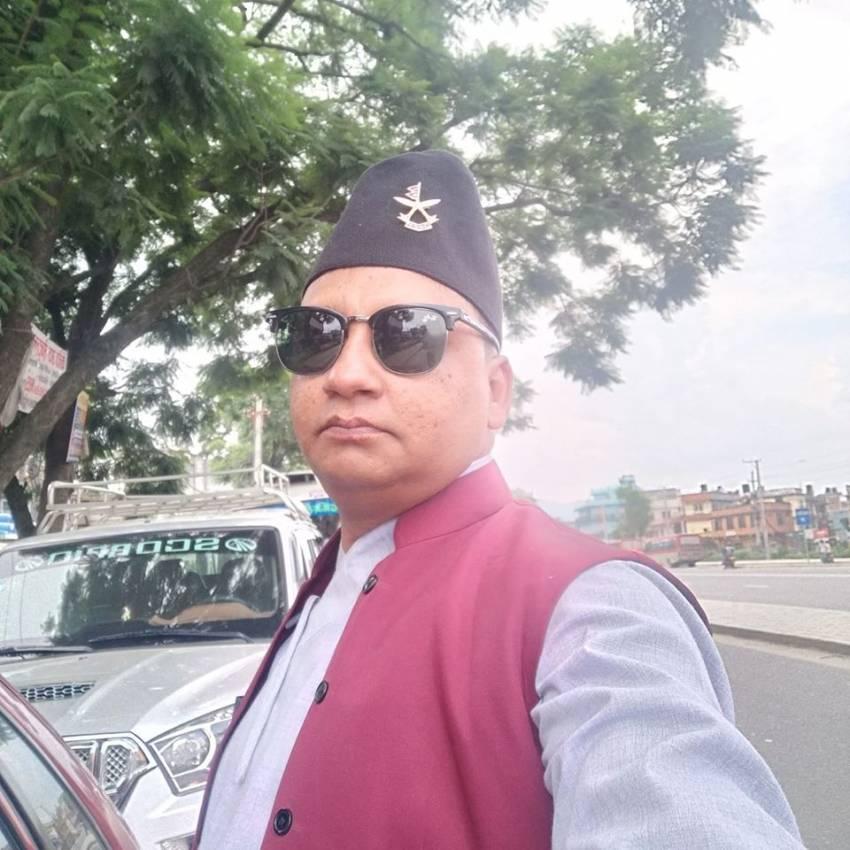 JD Dhungana