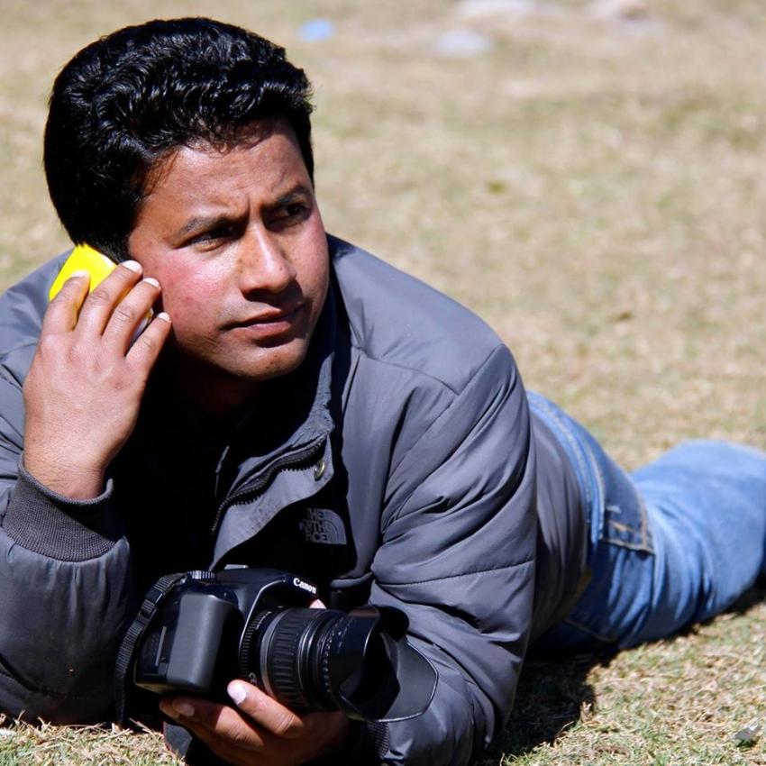 Sher Bdr Bhujel