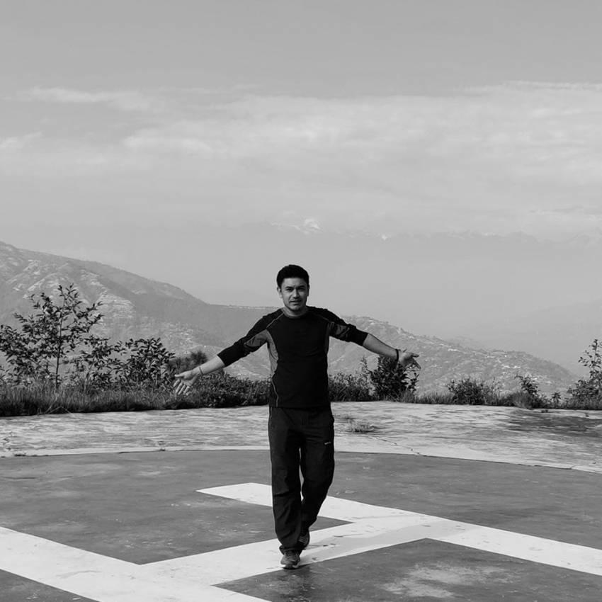 Yeshwoshi Shrestha