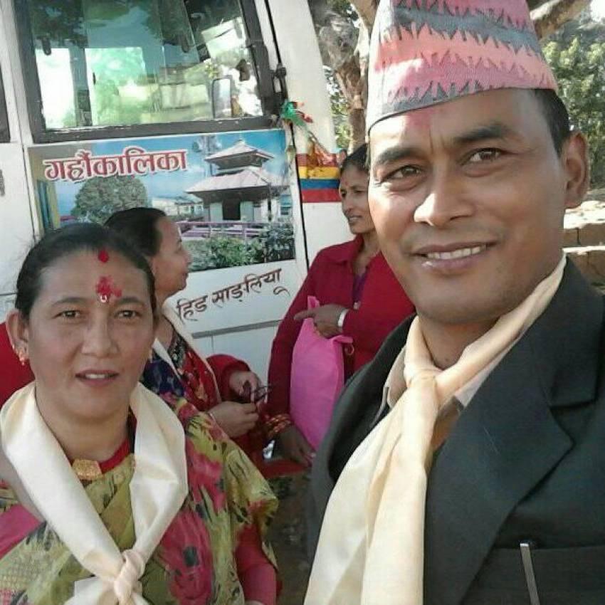 Santaman Shrestha