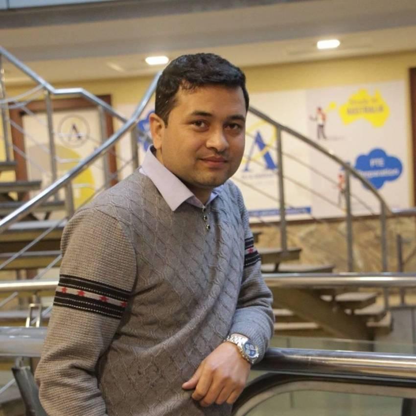 Yubaraj Karki