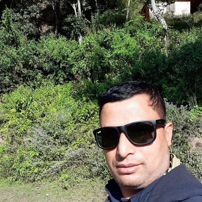 Rumesh Marahatta