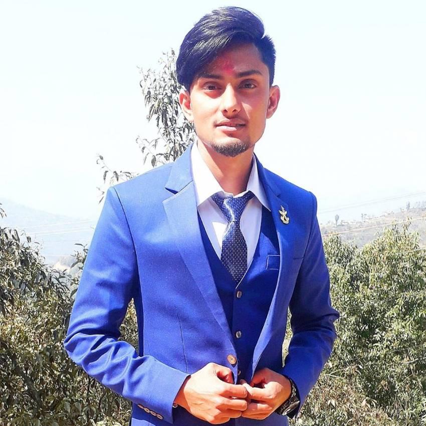 Naresh Raj Sedhain