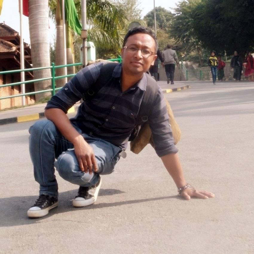 Prabin Tamrocker Tony Biyanda