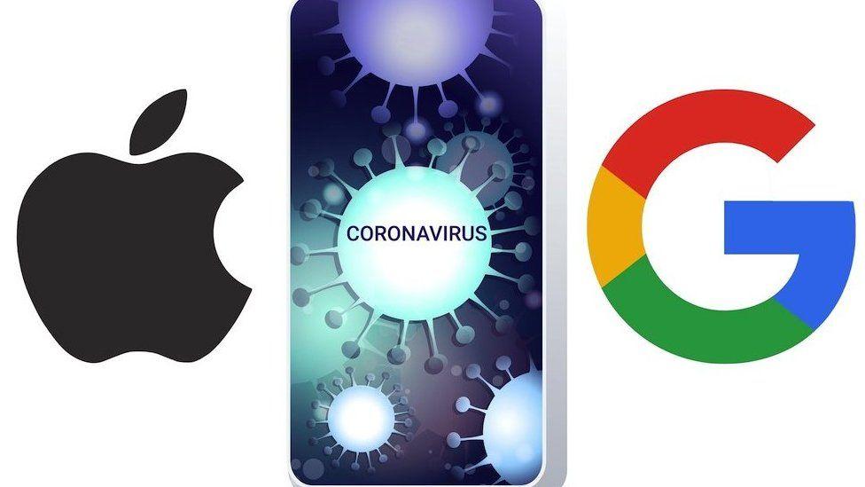 एप्पल र गुगलले कोरोना भाइरसको जाँच गर्ने एप बनाउँदै - nepnews