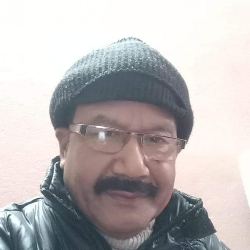 B.K. Magar