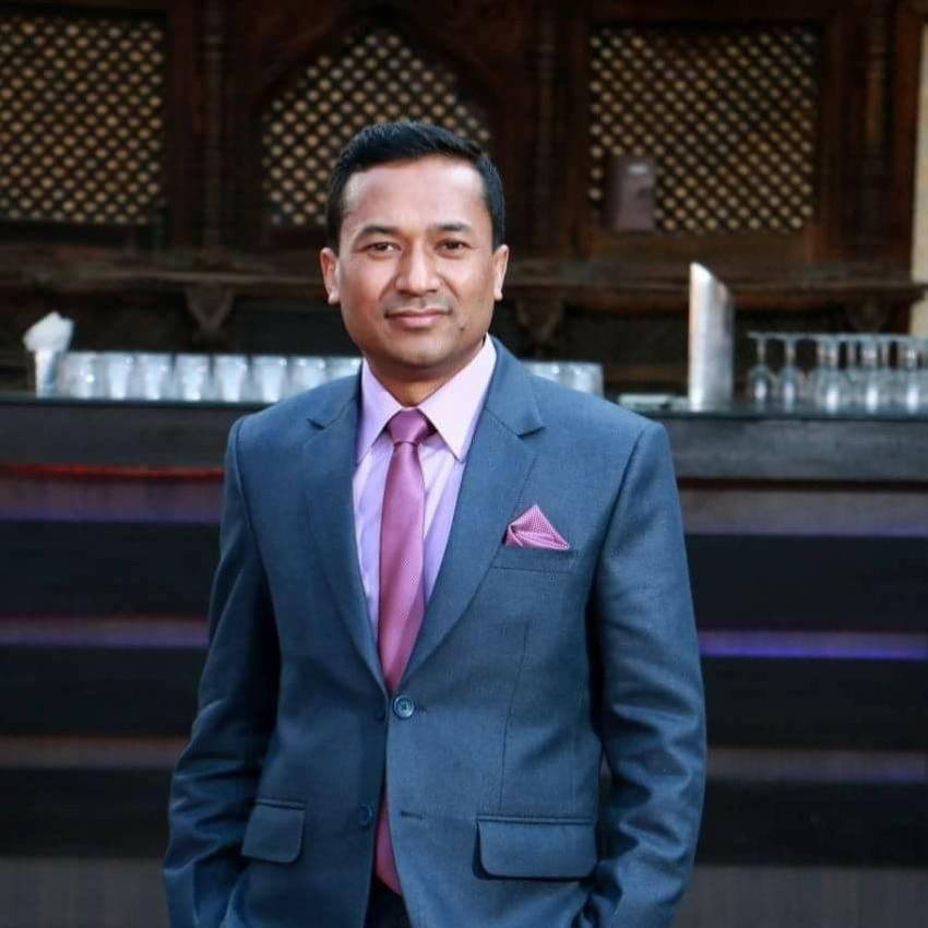 Rameshor Shrestha