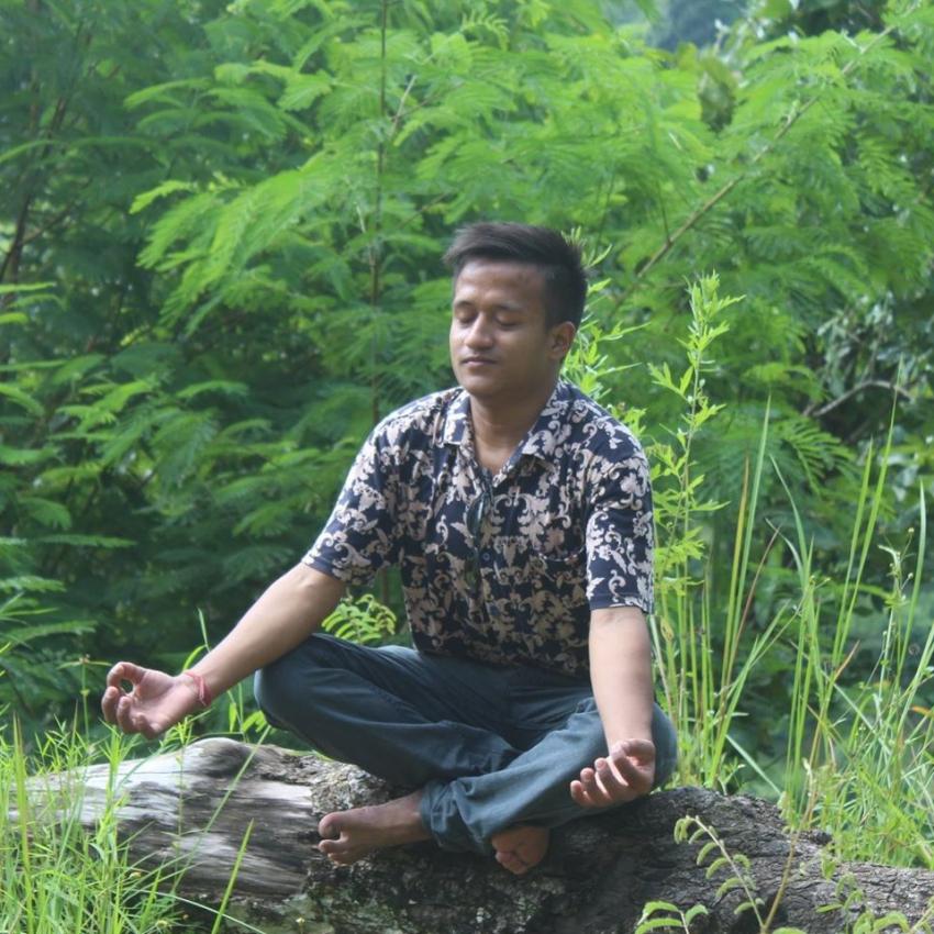 Santa Shrestha