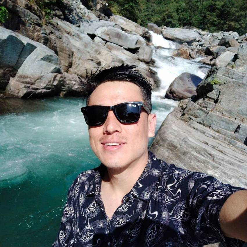 Utsav Tamang