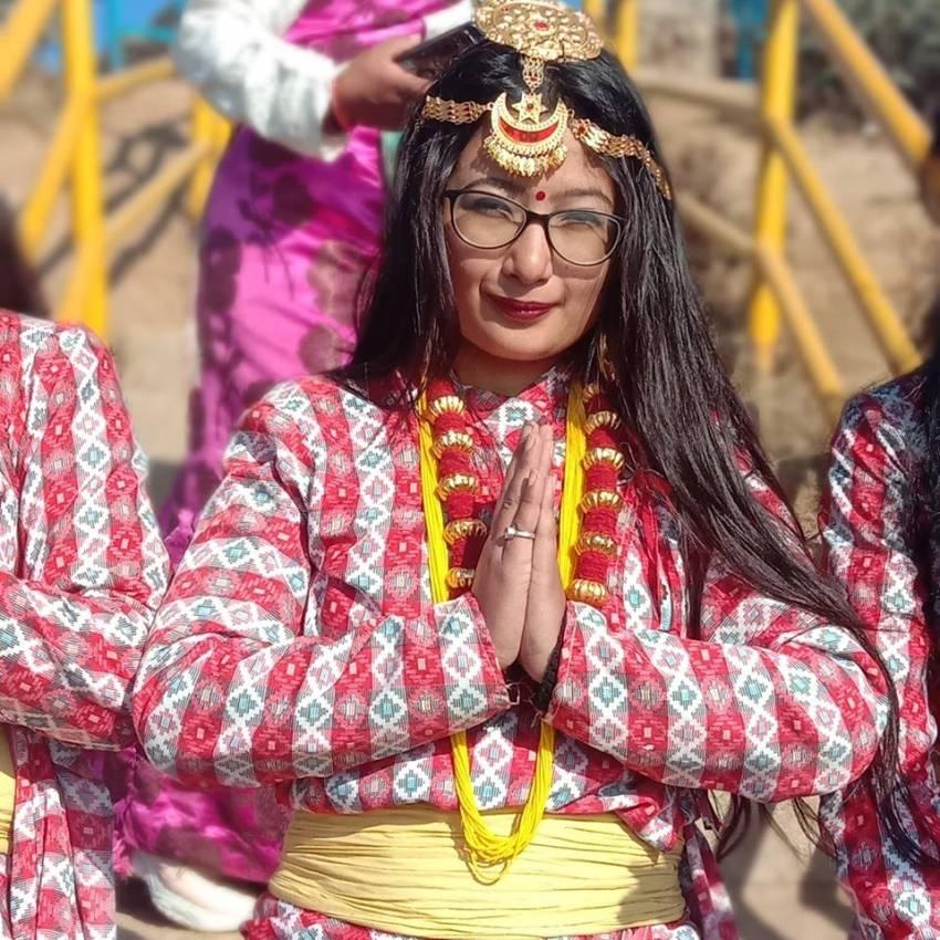 Radhika Karmacharya