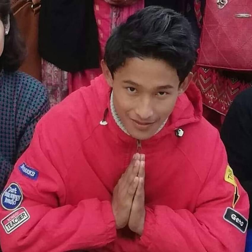 Shubash Tamang