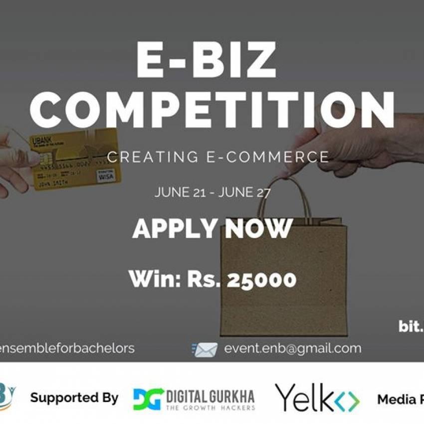E-Biz Competition (Support)