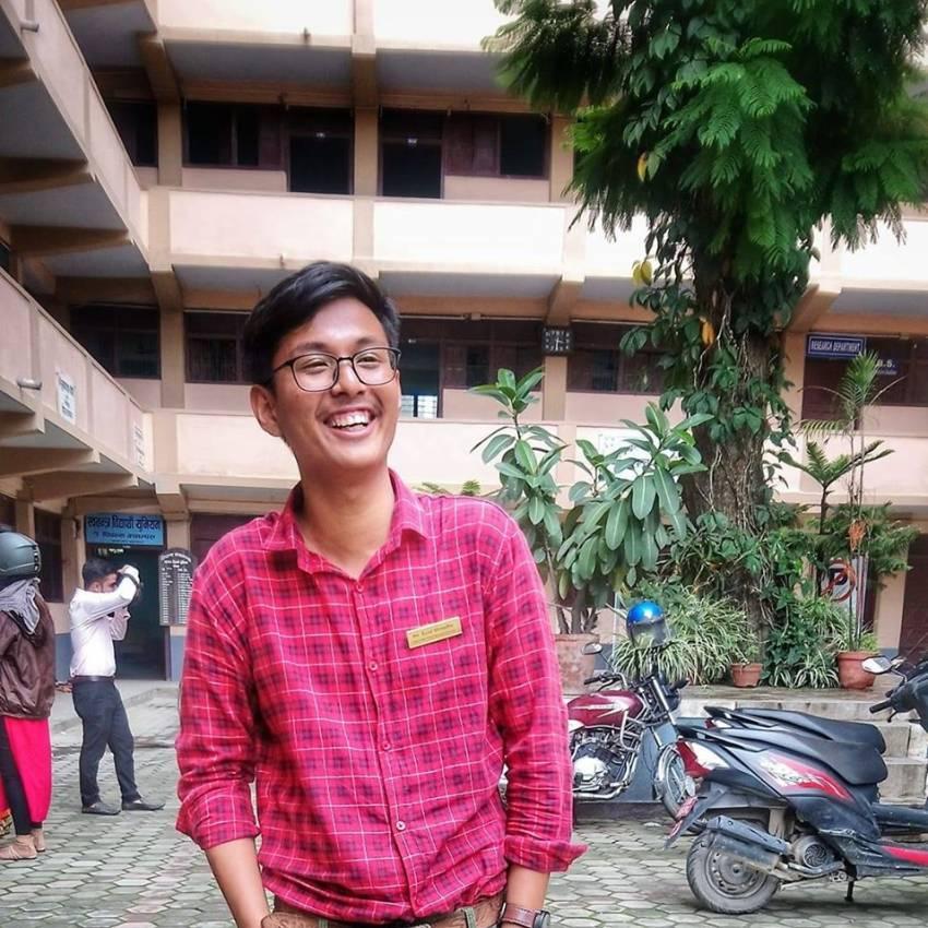 Rtr Sunil Shrestha