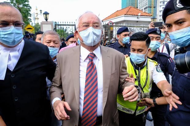 मलेसियाका पूर्व प्रधानमन्त्री नजिव रजाक भ्रष्टार मुद्धामा दोषि ठहर - nepnews