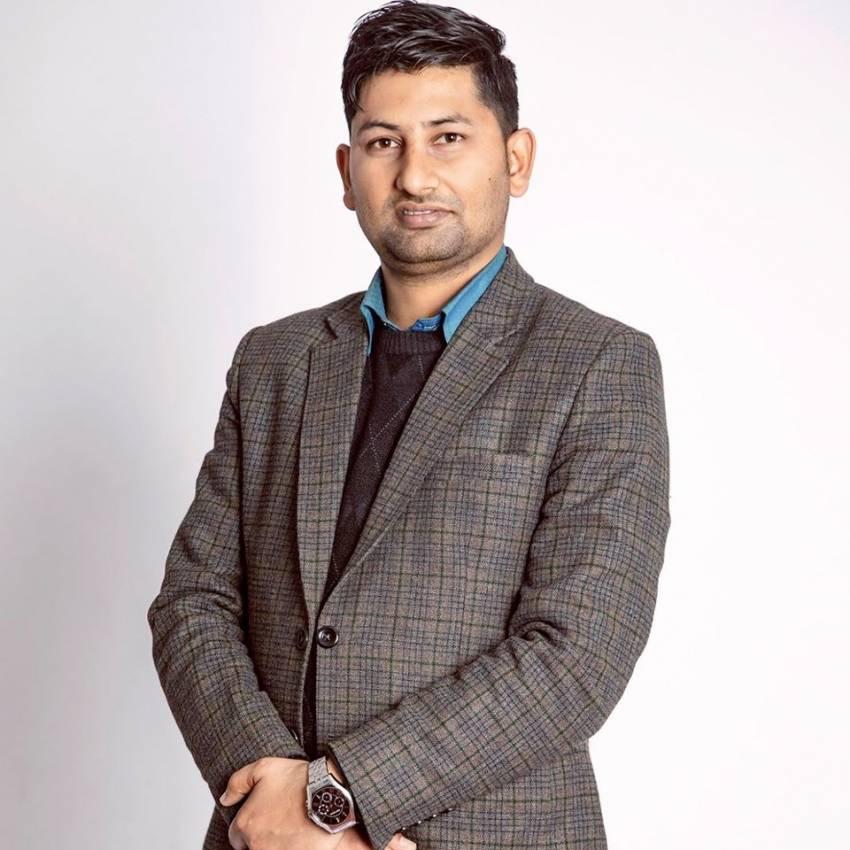 Bikash Chapagain